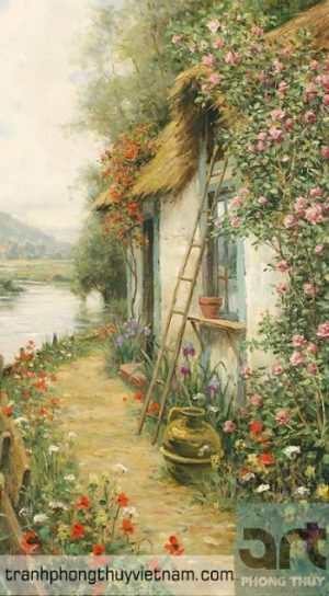 tranh tường trang trí đẹp