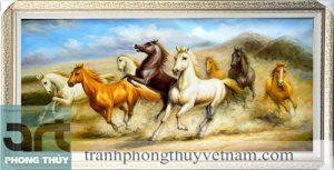 tranh ngựa đẹp