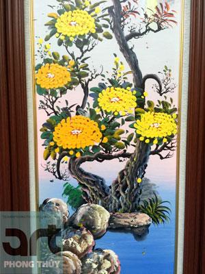 cây cúc mùa thu